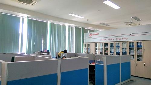 SmallNET đã thiết lập và duy trì hệ thống công nghệ thông tin tại văn phòng hoạt động thông suốt, ổn định, an toàn và hiệu quả
