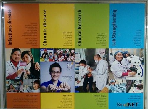 FHI 360 - Khách hàng sử dụng dịch vụ IT và quản trị hệ thống của SmallNET