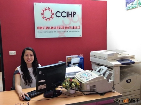 Khách hàng dịch vụ IT và quản trị hệ thống của SmallNET - CCIHP
