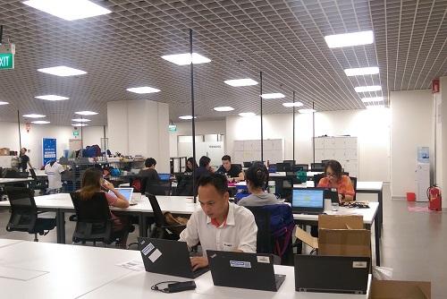 SmallNET hỗ trợ bảo trì định kỳ hệ thống công nghệ thông tin tại văn phòng thông suốt và hiệu quả