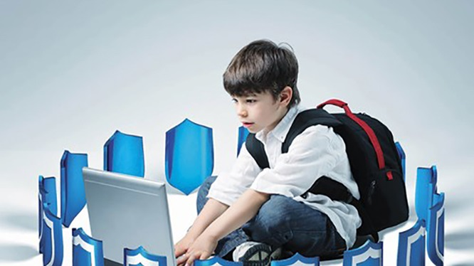 quản lý truy cập Internet của trẻ em