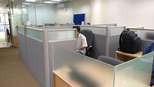 Thi công mạng LAN văn phòng FHI Hồ Chí Minh