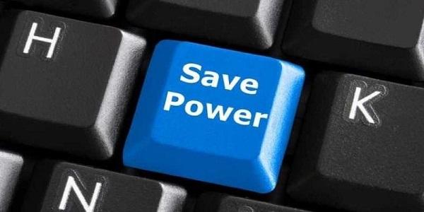 Cách sử dụng máy tính tiết kiệm điện