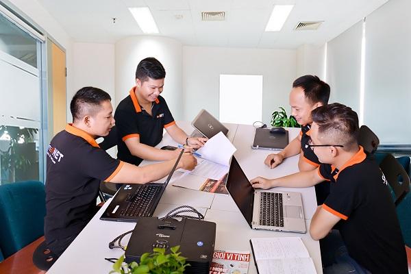 Dịch vụ IT outsource với 15 năm kinh nghiệm hoạt động của SmallNET