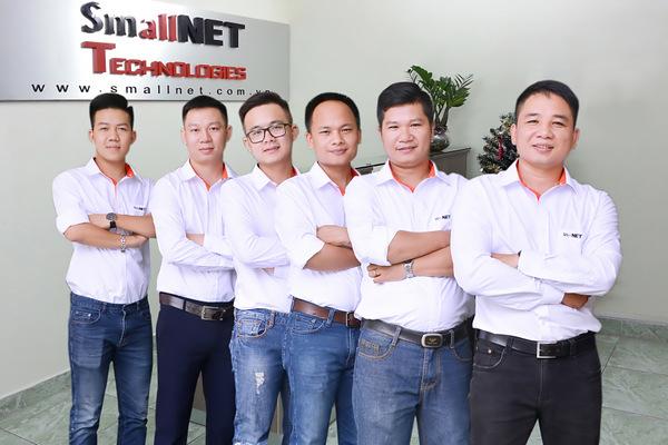 Dịch vụ IT và quản trị hệ thống của SmallNET với gần 15 năm kinh nghiệm hoạt động
